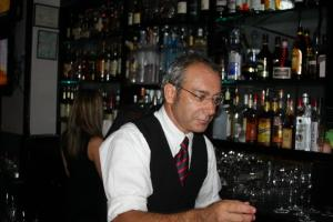Philipe Behind the Bar