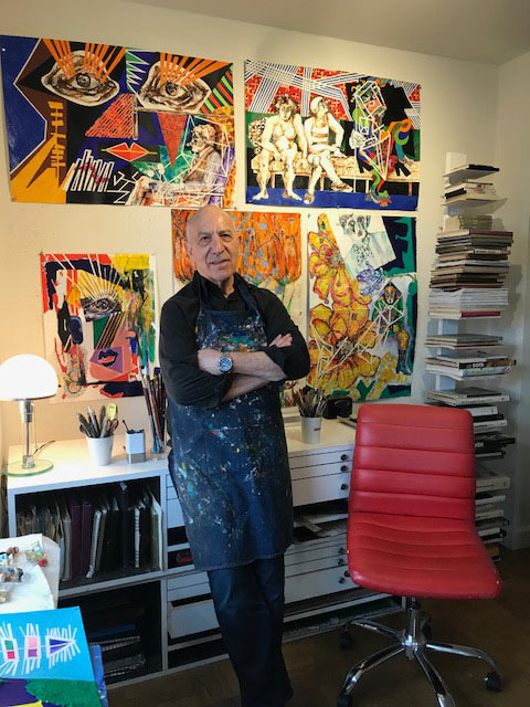 The Artist Michael Dolen